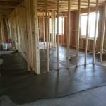 Concrete Overpour